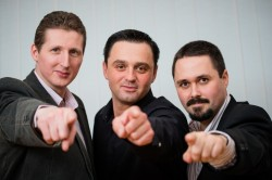 The Three Muskateers